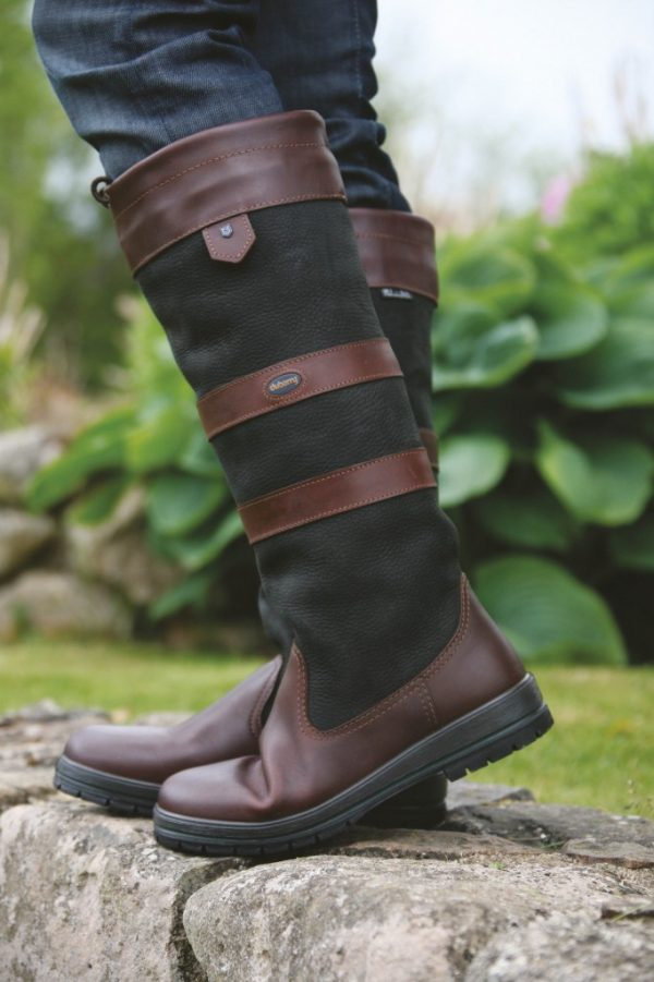 Dubarry Galway, Extra Fit (extraweit), BlackBrown 3931 12