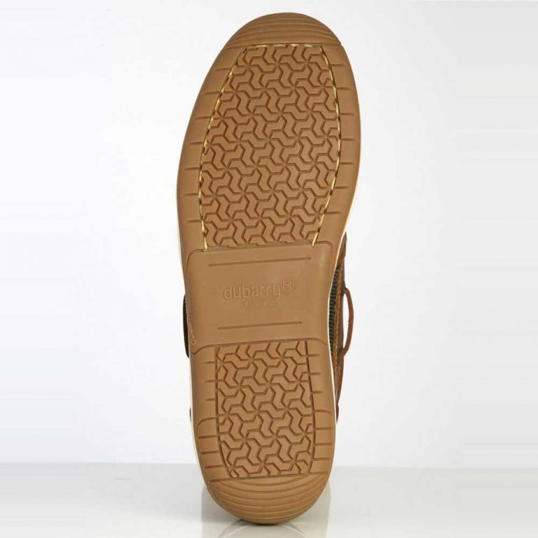 Dubarry Regatta Mens Deck Shoe Sole