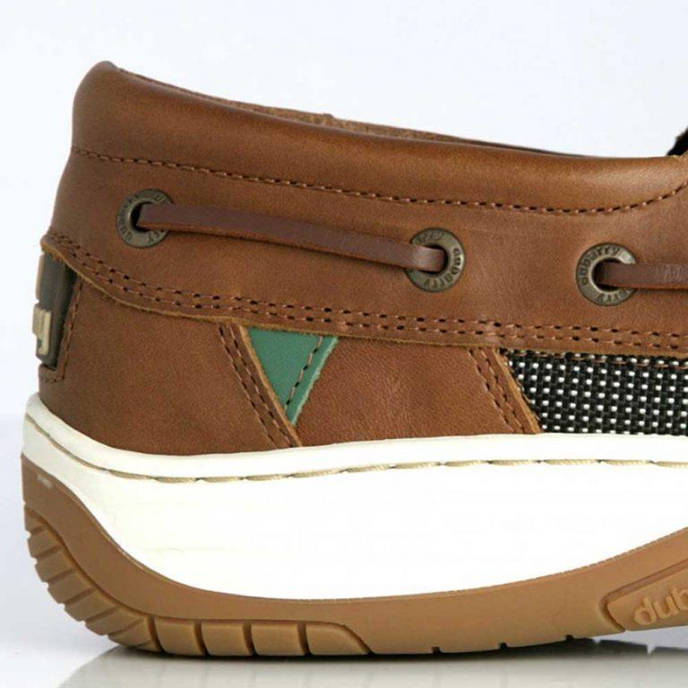 Dubarry Regatta Mens Deck Shoe Side Profile