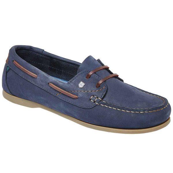 Dubarry Aruba Deck Shoes - Ladies Denim
