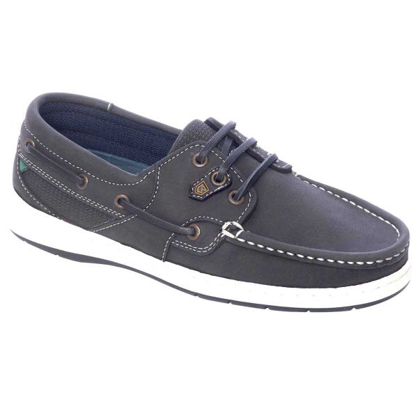 Dubarry Auckland Deck Shoes - Ladies Navy