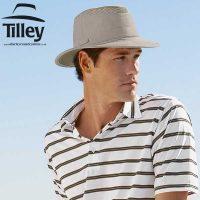 Tilley Hats - T5MO Organic Cotton AIRFLO® - Khaki & Olive