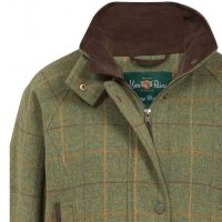 Alan Paine – Ladies Compton Tweed Shooting Coat - Landscape