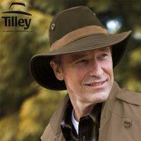 Tilley Hats - TWC6 Outback Broad Brim Hat - Olive