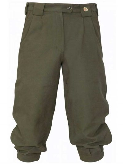 ALAN PAINE - Ladies Berwick Waterproof Breeks - Olive