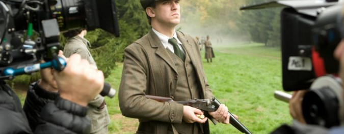 Get The Look: Downton Abbey Gentlemen Tweed