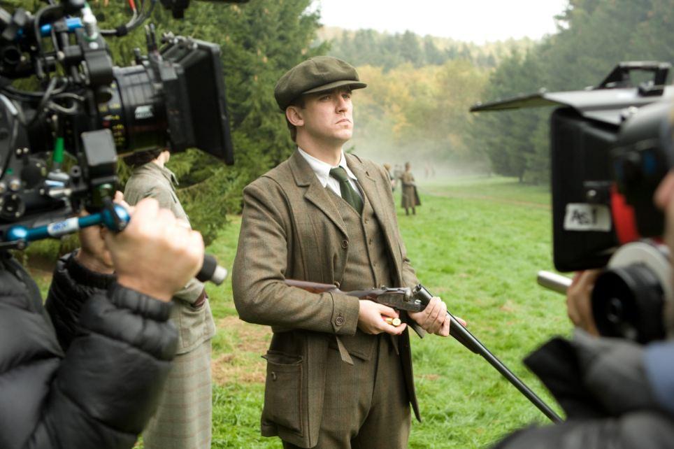 Get The Look: Downton Abbey Gentlemen Tweed