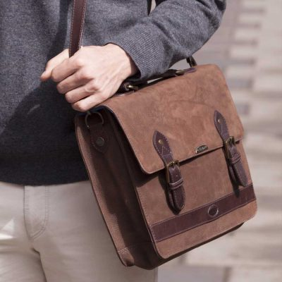 Dubarry Belvedere Leather Brief Bag