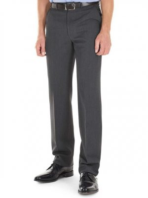 GURTEEN Trousers - Cologne Stretch Cavalry Twill - Granite