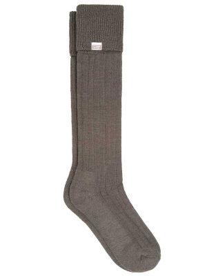 DUBARRY Alpaca Wool Socks - Olive