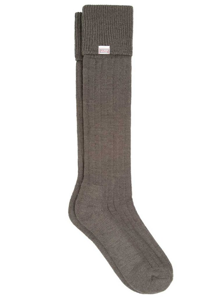 DUBARRY Alpaca Wool Socks - Olive