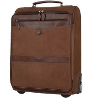Dubarry Gulliver Leather Carry-On Trolley Case