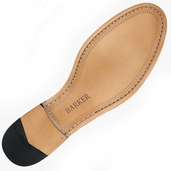 Barker Shoes 6mm Lockstitch Leather Sole