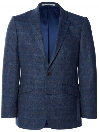 Magee-Jacket-52697-Blue-Check