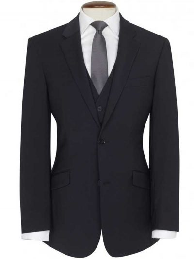 Brook Taverner - Navy Travel Suit - Avalino 3 Piece