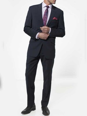 Brook Taverner - Navy Travel Suit - Avalino 3 Piece