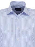 Seidensticker Shirts - Fine Blue Stripe - Splendesto Cotton