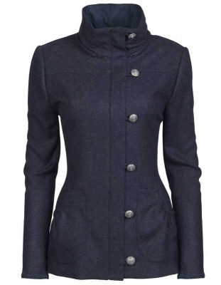 Dubarry Bracken Ladies Utility Jacket - Navy