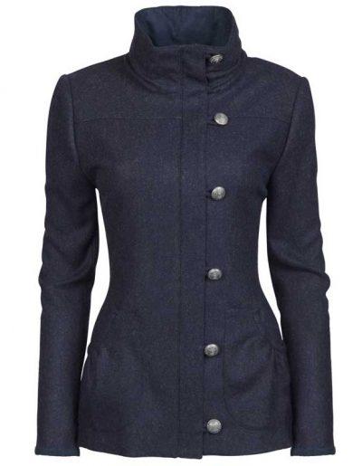 Dubarry Bracken Ladies Utility Jacket - Navy