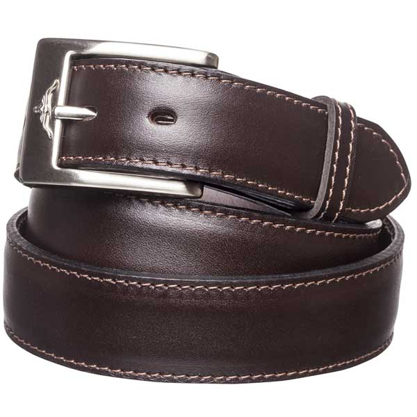 "RM Williams - 1.25"" Leather Dress Belt"