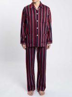 Derek Rose - Regimental RAF Cotton Stripe Pyjamas