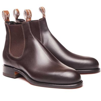 RM Williams - Comfort Craftsman Boots - Chestnut
