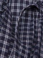 Derek Rose - Braemar Brushed Cotton Check Lounge Trousers