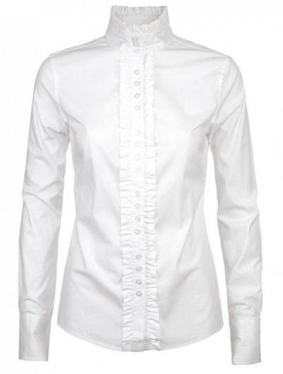Dubarry Chamomile Ladies Shirt - White