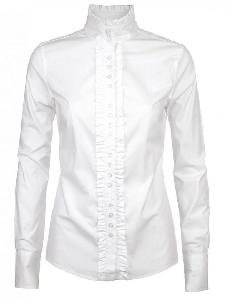Dubarry Chamomile Ladies Shirt - White