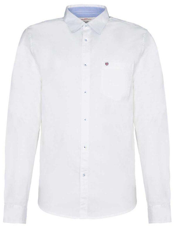 DUBARRY Rathgar Mens Oxford Shirt - White