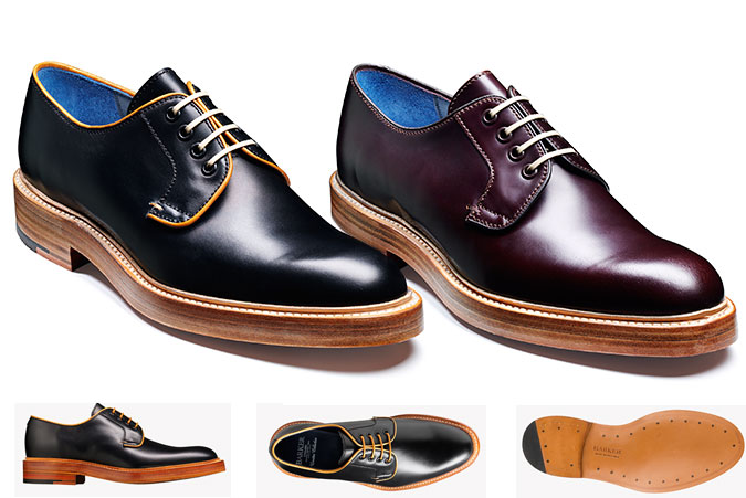 Get The Look: Barker Shoes Fenwick