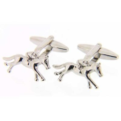 Soprano - Horse Racing Cufflinks