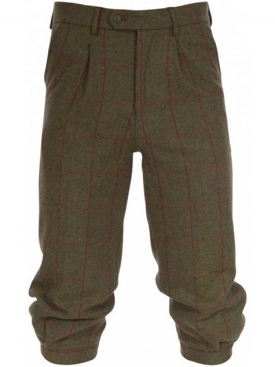 Alan Paine - Compton Breeks - Sage Green Tweed