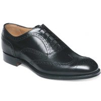 Cheaney - Arthur III Brogues - Black Calf Leather