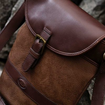 Dubarry Eyrecourt Cross Body Bag - Walnut