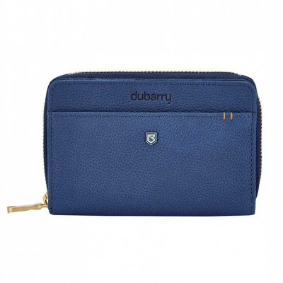 DUBARRY Portrush Leather Purse - Royal Blue
