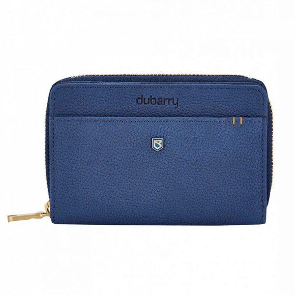 DUBARRY Portrush Leather Purse - Royal Blue