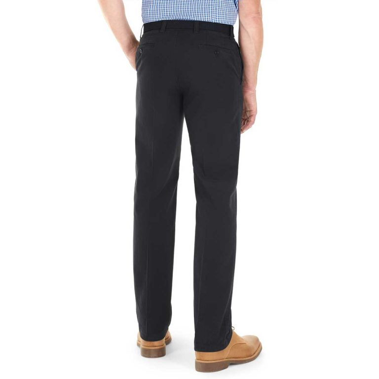 Gurteen Trousers – Longford Winter Stretch Chinos – Cobalt Blue