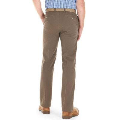 Gurteen Trousers – Longford Winter Stretch Chinos – Taupe