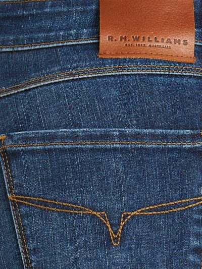 RM Williams - Ladies Kimberley Jeans - Medium Wash
