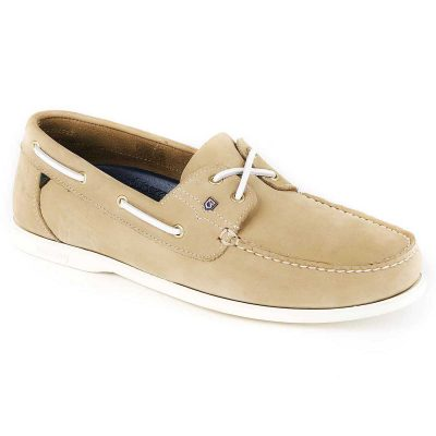 DUBARRY Deck Shoes - Men's Port - Oyster
