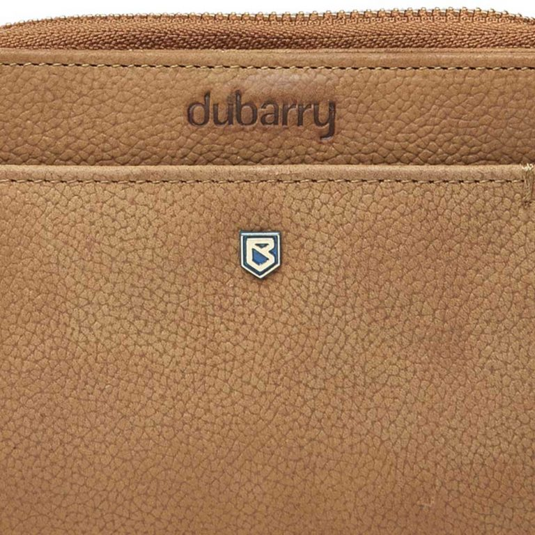 DUBARRY Portrush Leather Purse - Tan
