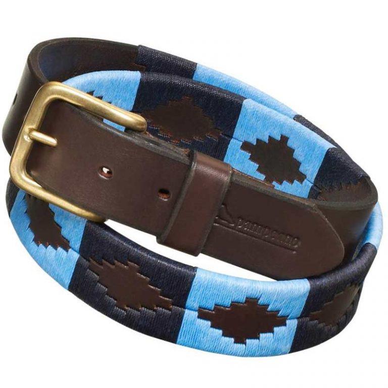 pampeano-azules-polo-belt