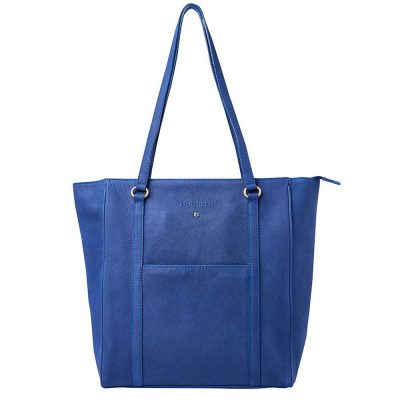 DUBARRY Tote Bag - Ladies Arcadia Leather - Cobalt Blue