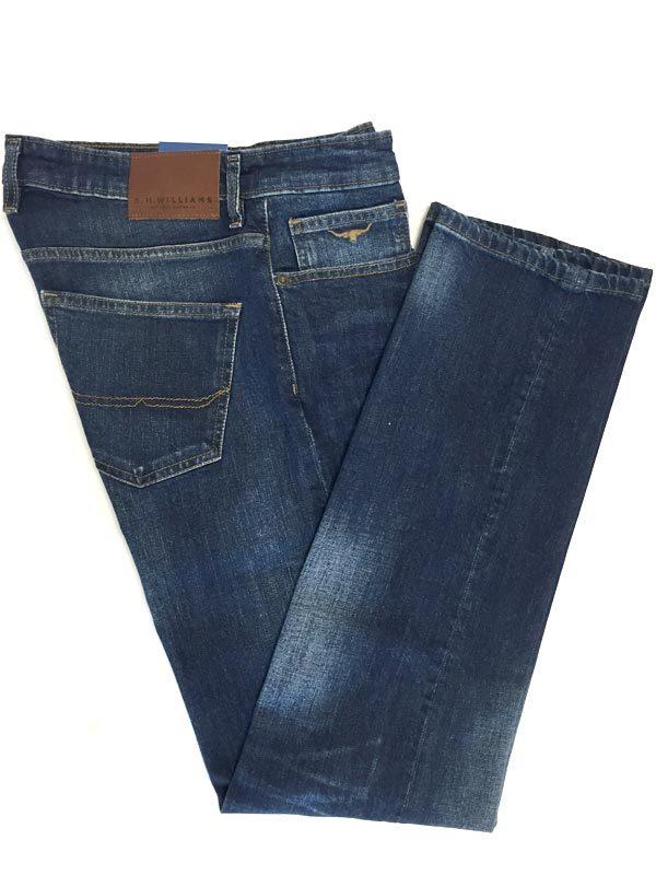 RM Williams - Ramco Jeans Medium Wash - Regular Fit