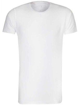 Seidensticker Schwarze Rose White Crew Neck T-Shirt