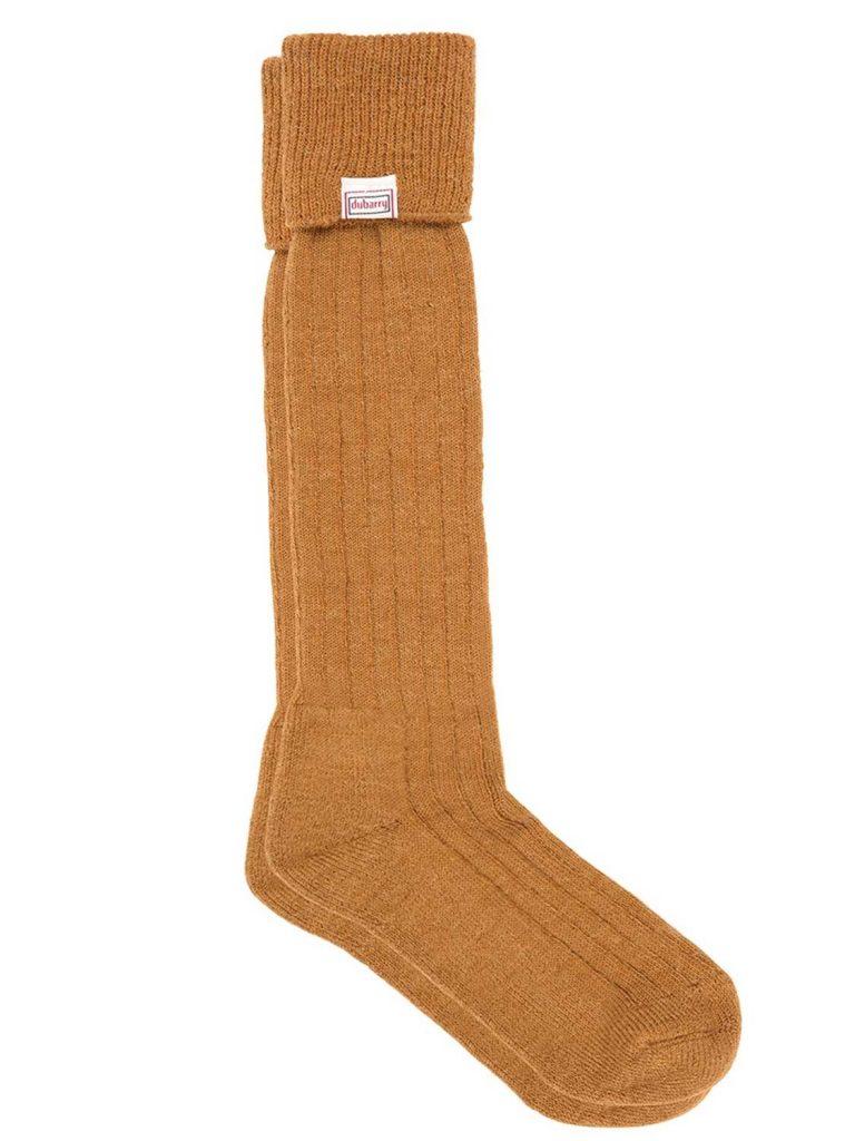 DUBARRY Alpaca Wool Socks - Mustard
