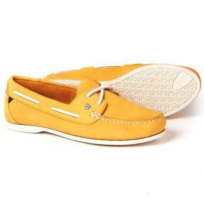 DUBARRY Deck Shoes - Ladies Aruba - Sunflower