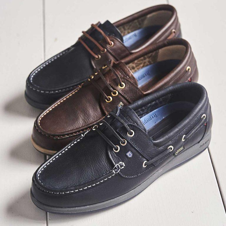 DUBARRY Deck Shoes - Men's Mariner Gore-Tex