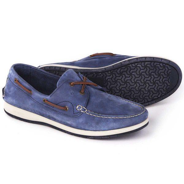 Dubarry Deck Shoes - Men's Pacific X LT - Denim